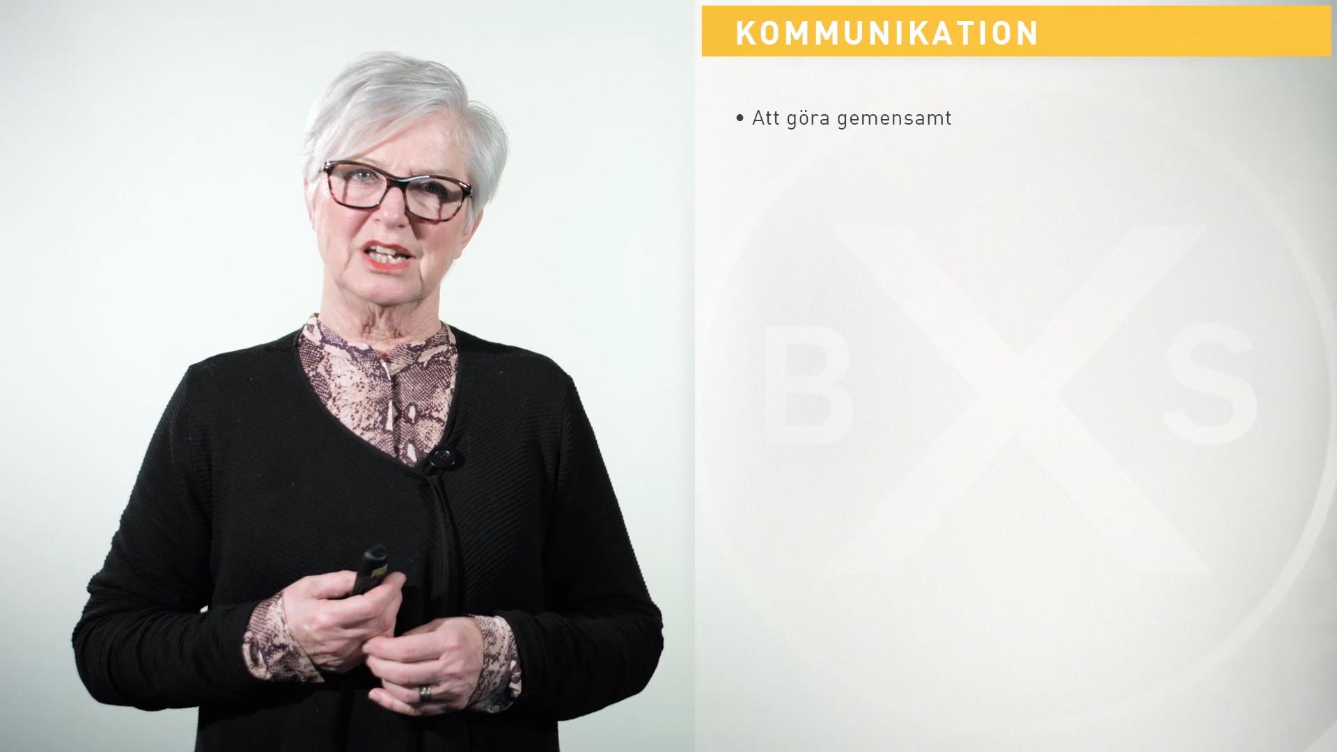 Kommunikation i palliativ vård