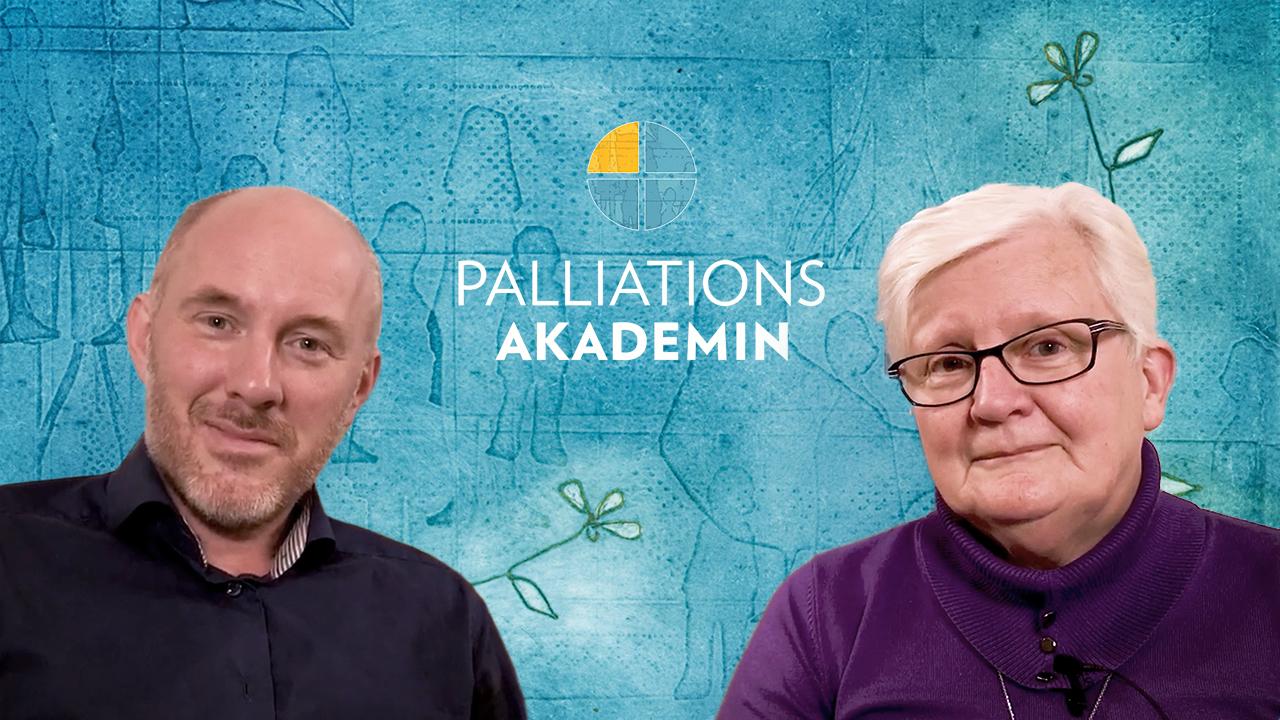 Omvårdnadsåtgärder vid oro och ångest i palliativ vård