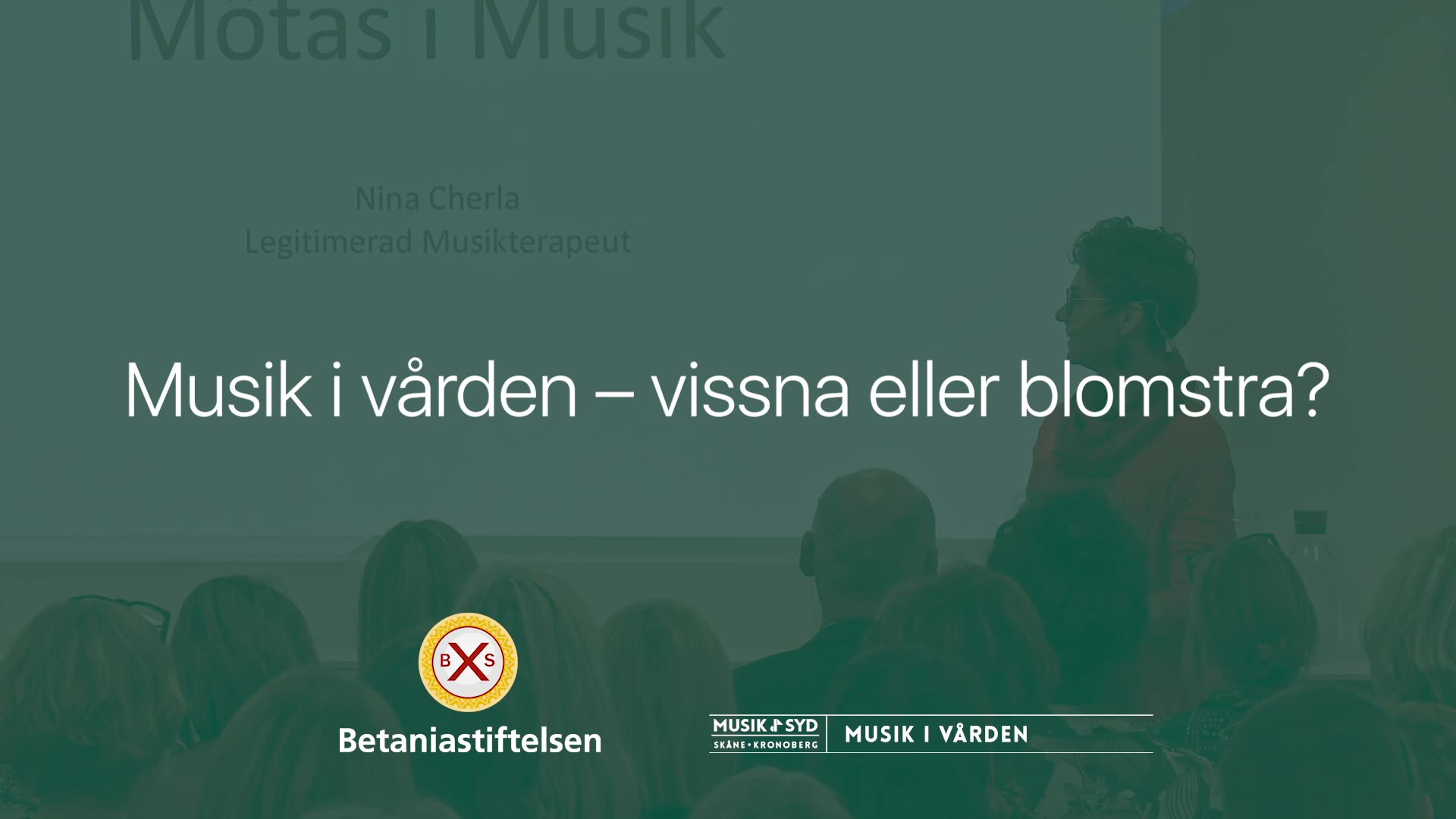 Mötas i musik